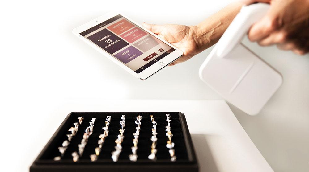 JewelTrace RFID Jewelry Tags