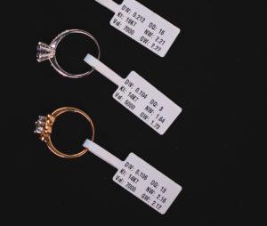 RIFD Jewelry Tags.